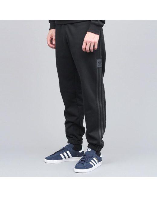 cheap prices pretty nice sale online Adidas Tech Sweat Pants Black / Carbon