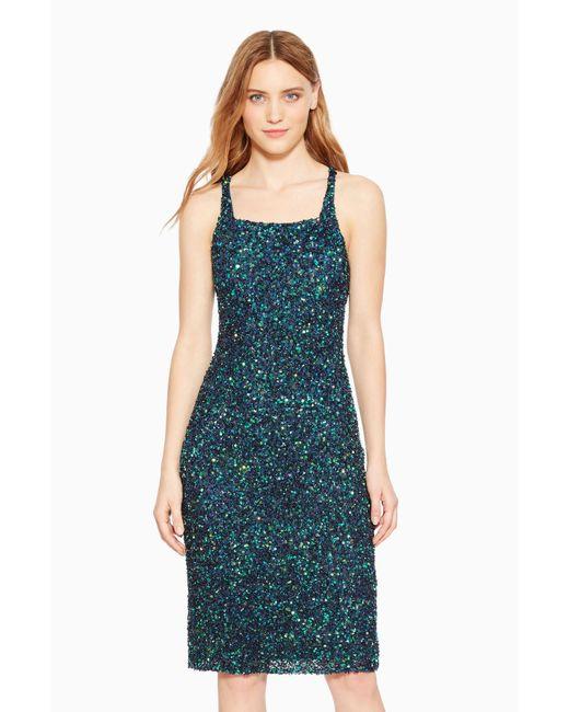 Parker - Blue Sage Dress - Lyst