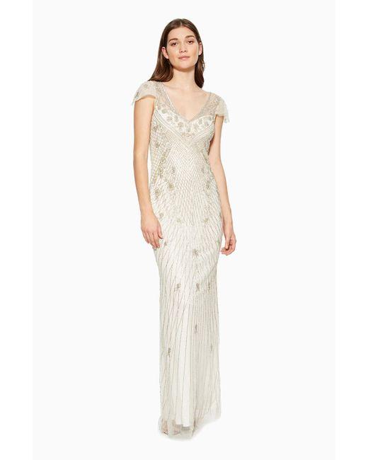 Parker - White Conzuelo Dress - Lyst