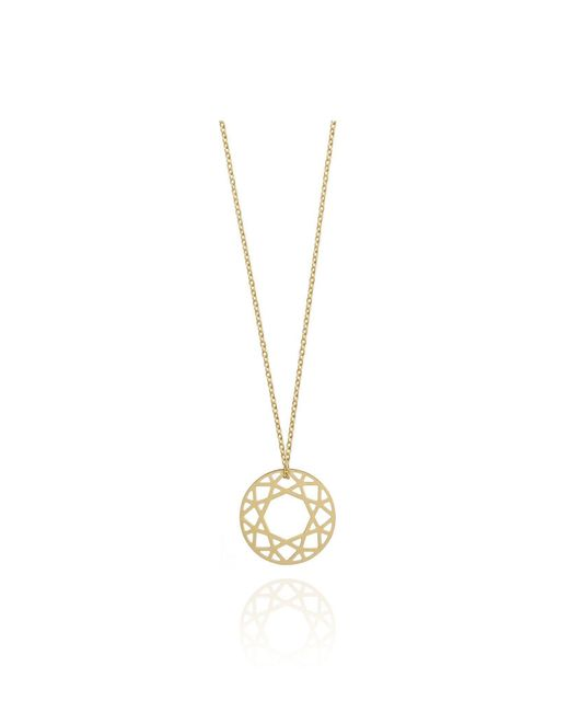 Myia Bonner - Metallic Small Brilliant Necklace - Lyst