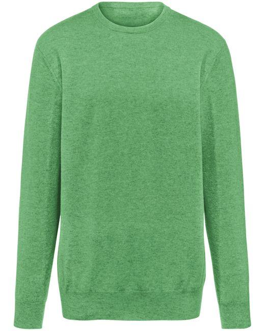 Peter Hahn Cashmere Pullover aus 100% premium-kaschmir in Green für Herren