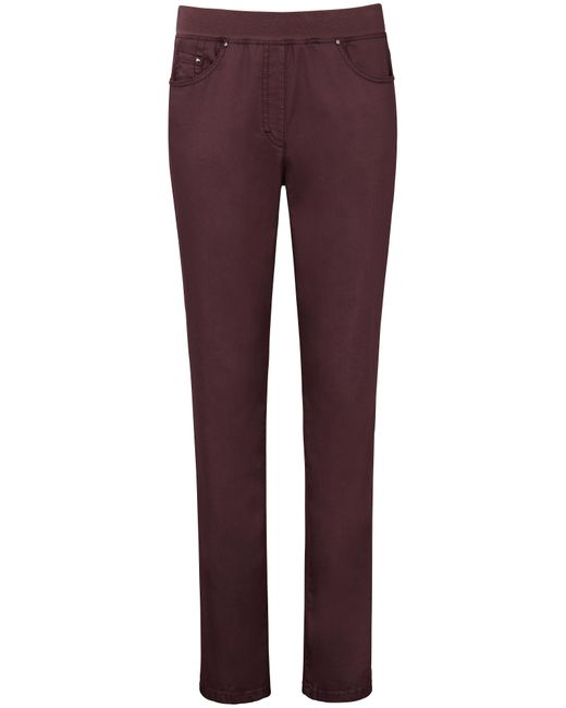 RAPHAELA by BRAX Purple Comfort plus-schlupf-jeans modell carina