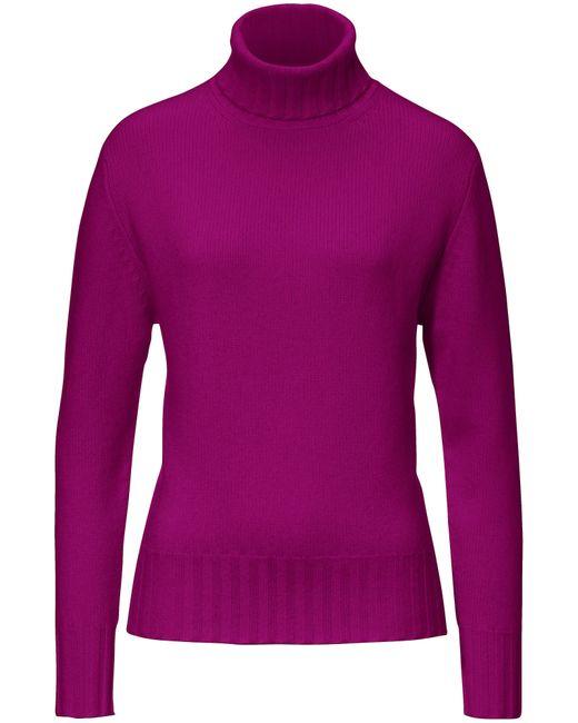 Peter Hahn Cashmere Pink Pullover aus 100% premium-kaschmir
