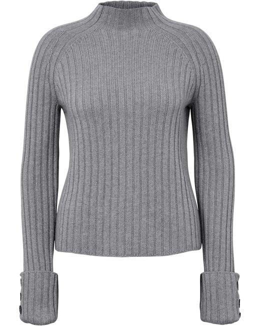 Le pull taille 44 include en coloris Gray