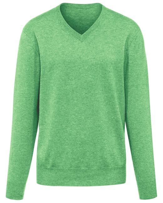 Le pull col v 100% cachemire taille 48 Peter Hahn Cashmere pour homme en coloris Green