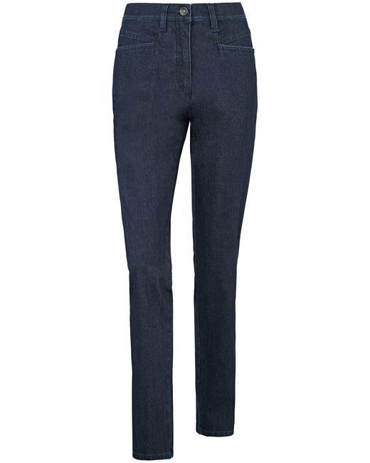 RAPHAELA by BRAX Blue ProForm Slim-Jeans Modell Sonja Magic denim
