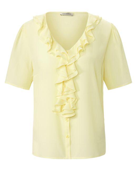 Uta Raasch Yellow Bluse 1/2-arm