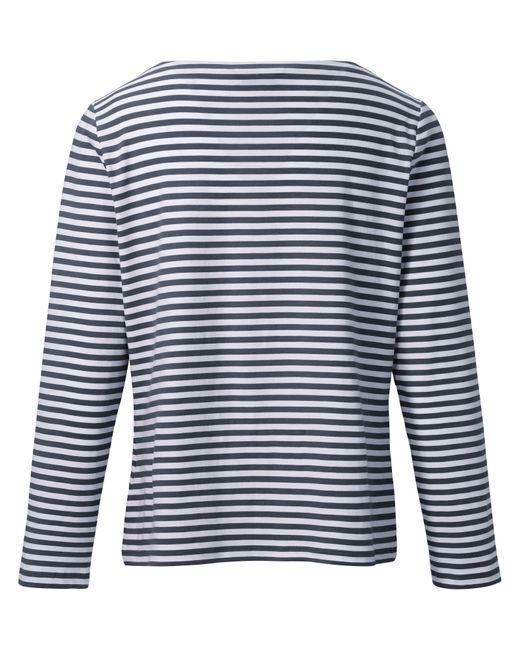 Peter Hahn Blue Shirt