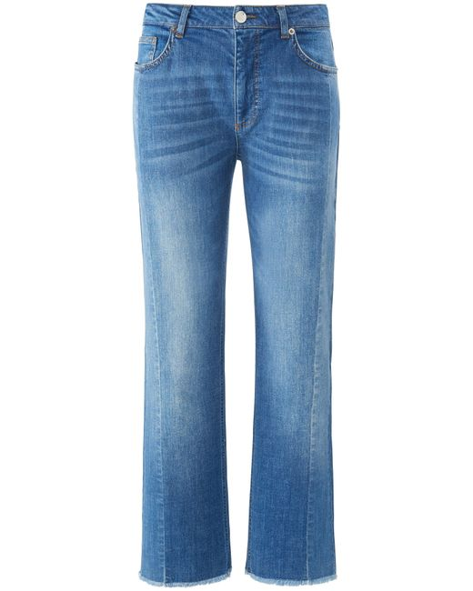 DAY.LIKE Blue Wide fit-jeans