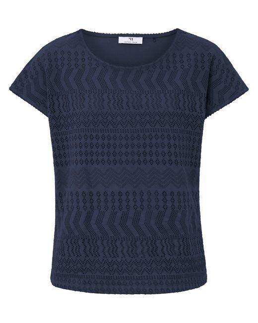 Le t-shirt taille 54 Peter Hahn en coloris Blue