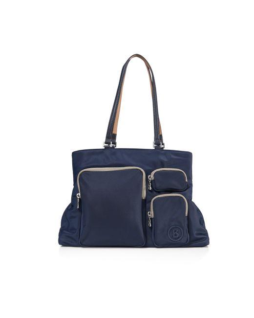 Bogner Blue Shopper