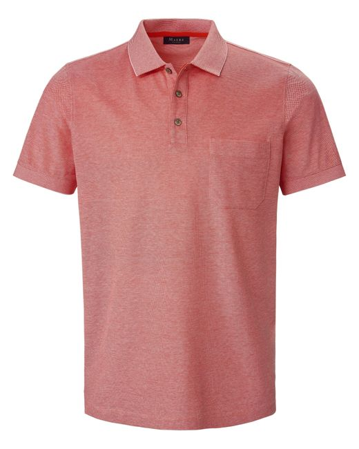maerz muenchen Polo-shirt in Red für Herren