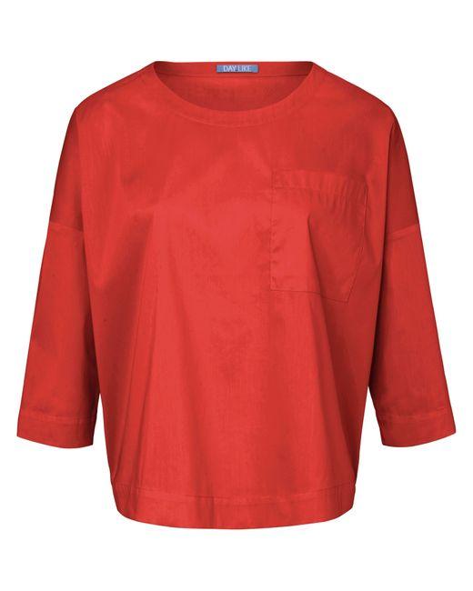 DAY.LIKE Orange Blusen-shirt 3/4-arm