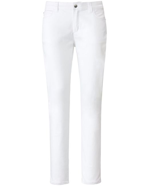 Looxent White Wonderjeans