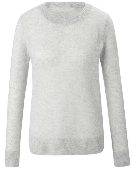 include Gray Rundhals-pullover