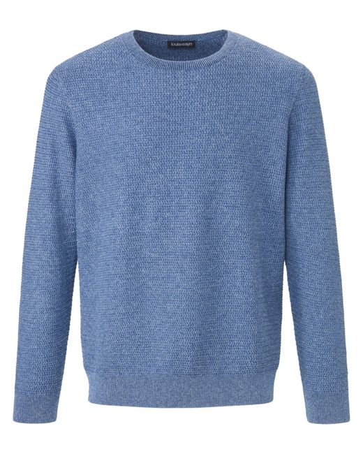 Louis Sayn Rundhals-pullover in Blue für Herren