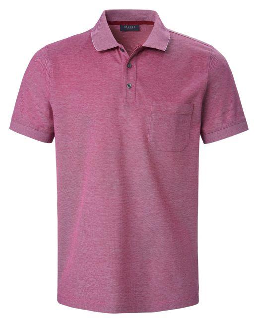 maerz muenchen Polo-shirt in Pink für Herren