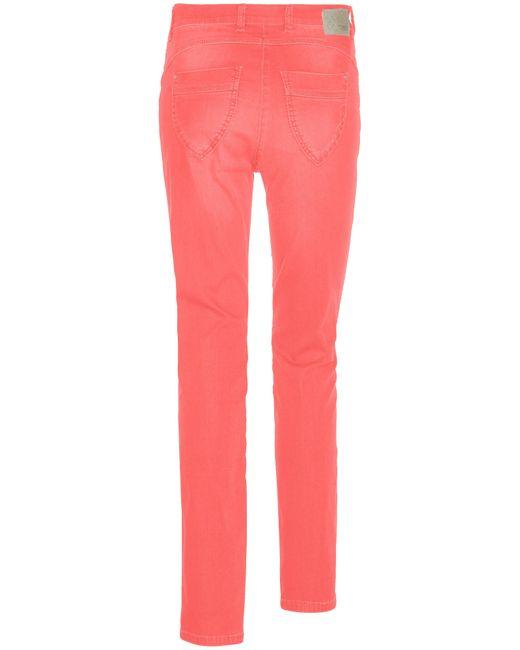 RAPHAELA by BRAX Pink Proform s super slim-zauber-jeans modell lea