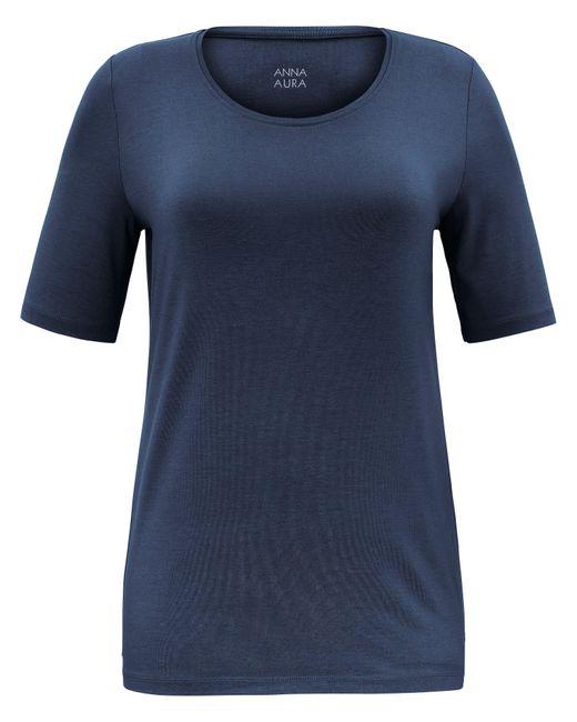 Le t-shirt facile d'entretien taille 44 Anna Aura en coloris Blue