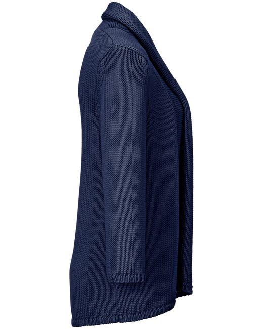 Le gilet taille 38 Peter Hahn en coloris Blue