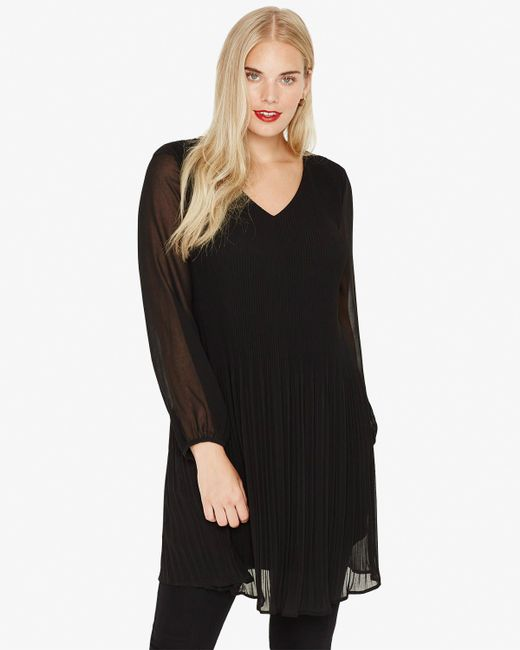 Lyst Phase Eight Fontaine Dress In Black