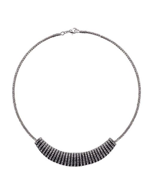 Phase Eight   Metallic Emily Sparkle Torque Necklace   Lyst