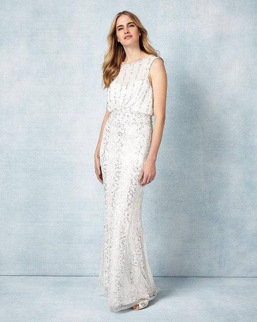 Phase Eight - Black Hope Wedding Dress - Lyst