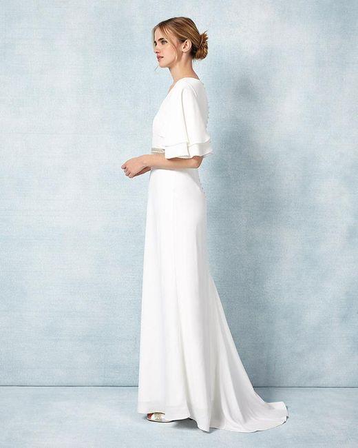 Lyst - Phase Eight Chelsie Wedding Dress in White