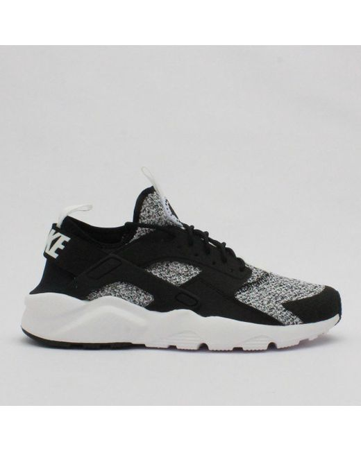 e094922325a Nike Trainers - Nike Air Huarache Run Ultra Se 875841 101 Black for Men -  Lyst ...