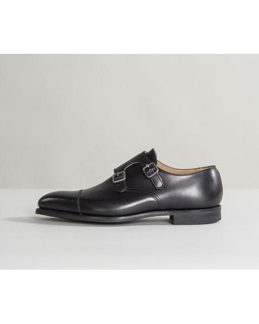 Cavendish Burnished Calf Leather Loafers Dark Brown Crockett & Jones Sale Footlocker Pictures TuP0q
