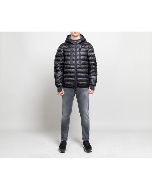 db4eadaa2 Men's 'kavik' Hooded Down Jacket Black