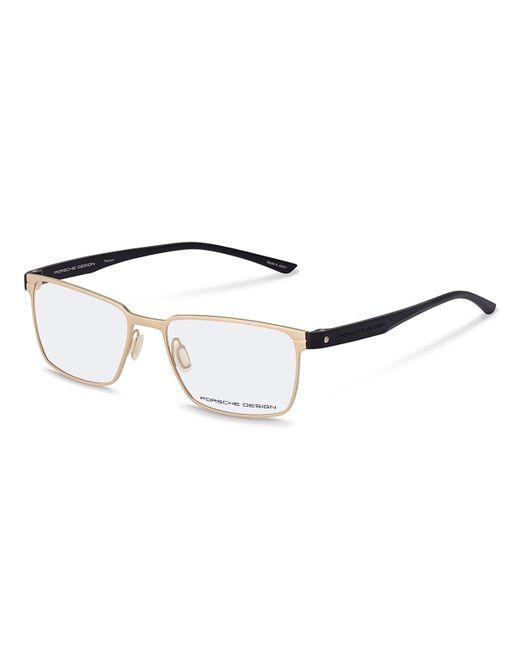 Porsche Design Korrektionsbrille P ́8354 in Metallic für Herren