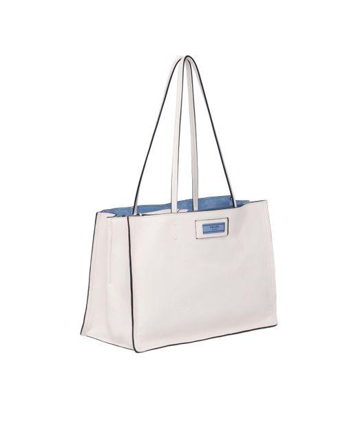 60f14790d0a4 ... Prada - Multicolor Etiquette Bag - Lyst ...