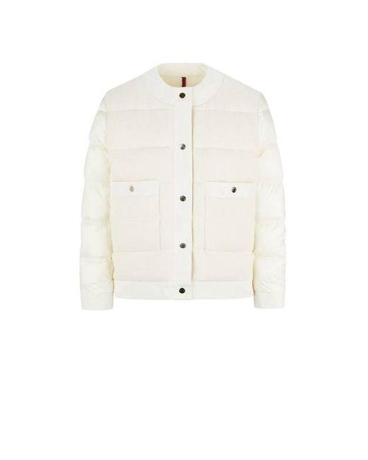 Doudoune MIRAM Moncler en coloris White