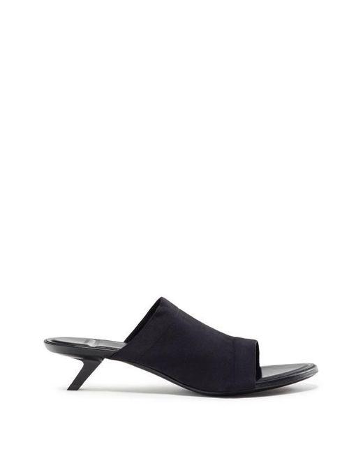 Mules Tight Balenciaga en coloris Black