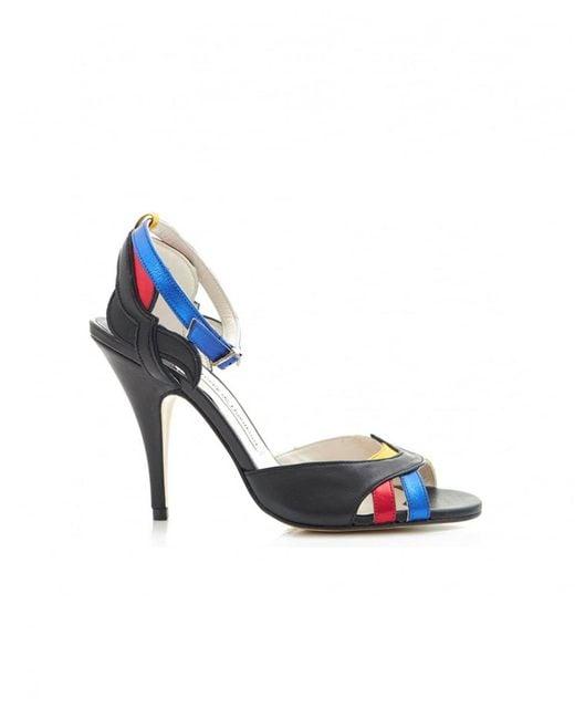 Terry De Havilland | Multicolor Kate Low Heel Sling Back Shoes | Lyst