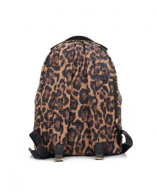75de453c9096 ... closeout michael kors multicolor kelsey nylon backpack lyst a4c0c c3434