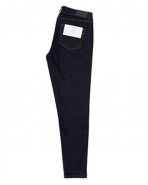 ... Farah - Blue Howells Skinny Fit Jeans for Men - Lyst ... e3ded2be8858