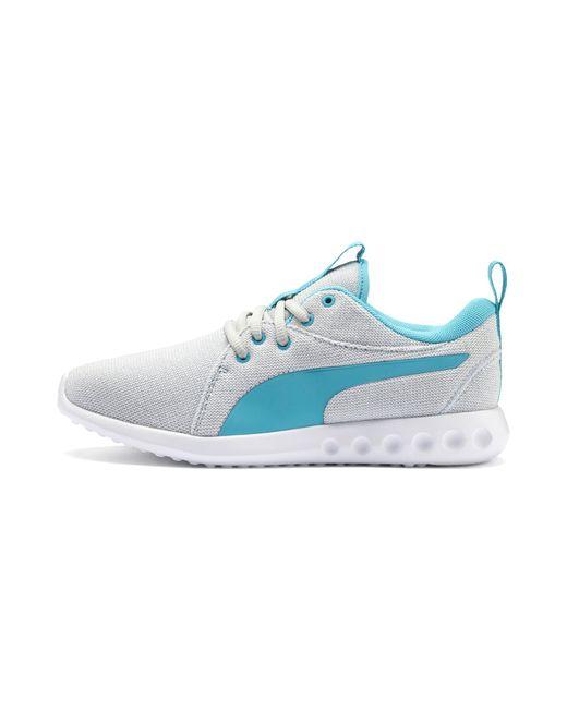 Puma – Wns Carson 2 Metallic Womens Shoes Olive
