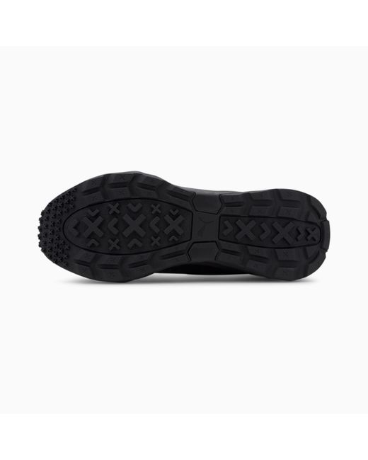 Puma Ember Trail Mens Running Shoes BLACK