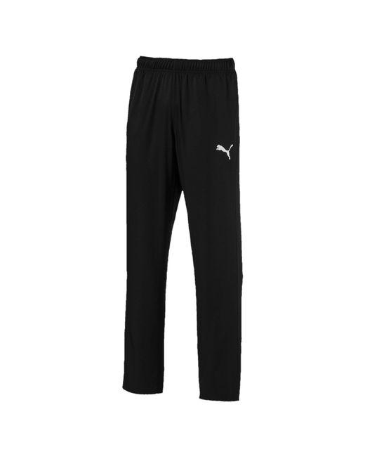 Pantaloni della tuta Active di PUMA in Black da Uomo