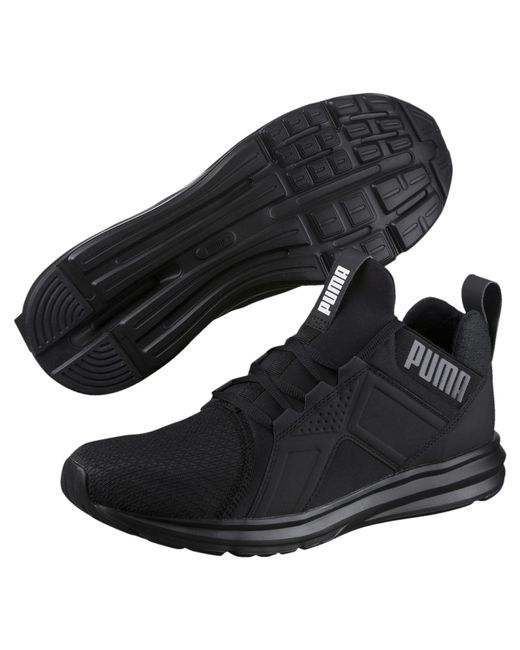 8f0b8dad25caea Lyst - PUMA Enzo Men s Training Shoes in Black for Men