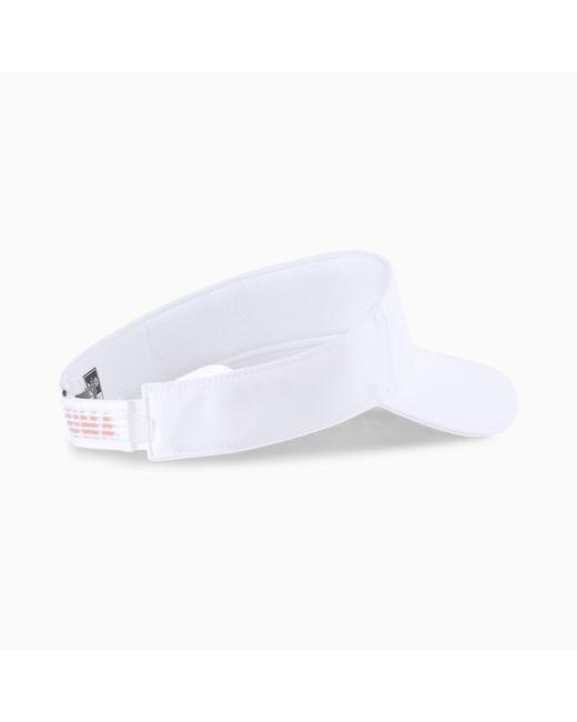 Visière De Golf Femme PUMA en coloris White