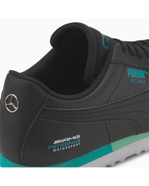 Mercedes Amg Petronas Roma Sneakers