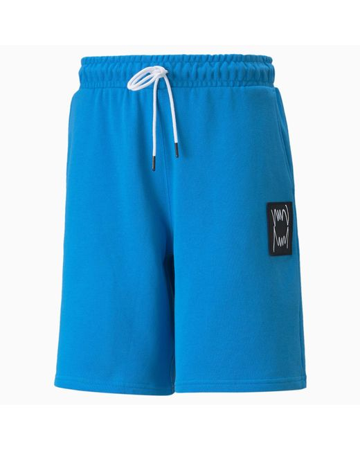 PUMA Pivot Special Shorts in Blue für Herren