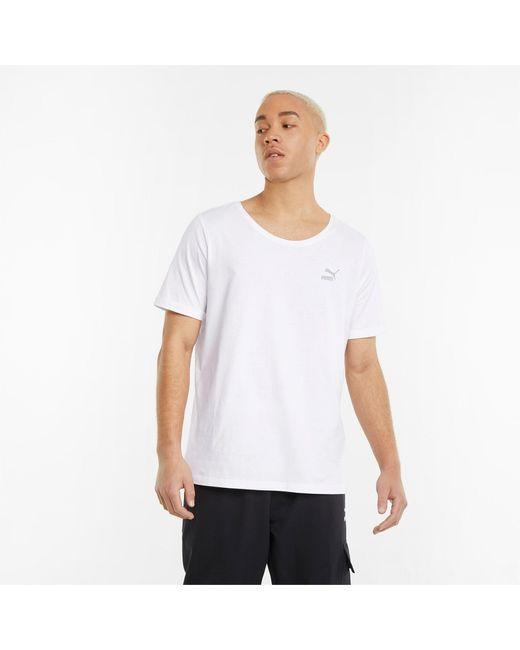 Camiseta PUMA de hombre de color White