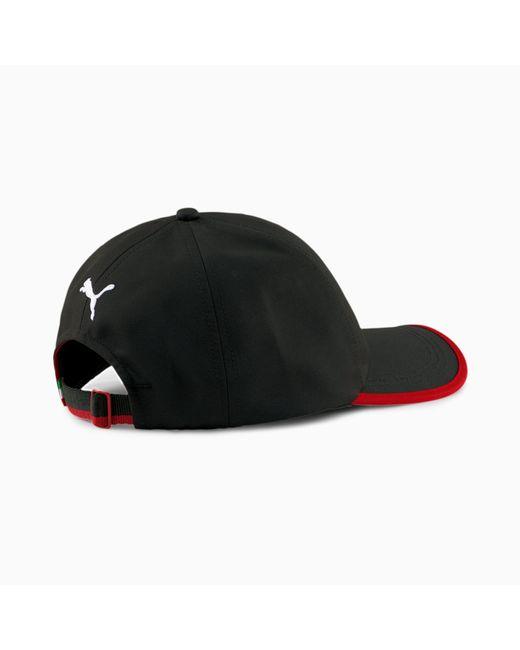 Cappellino Scuderia Ferrari Race di PUMA in Black
