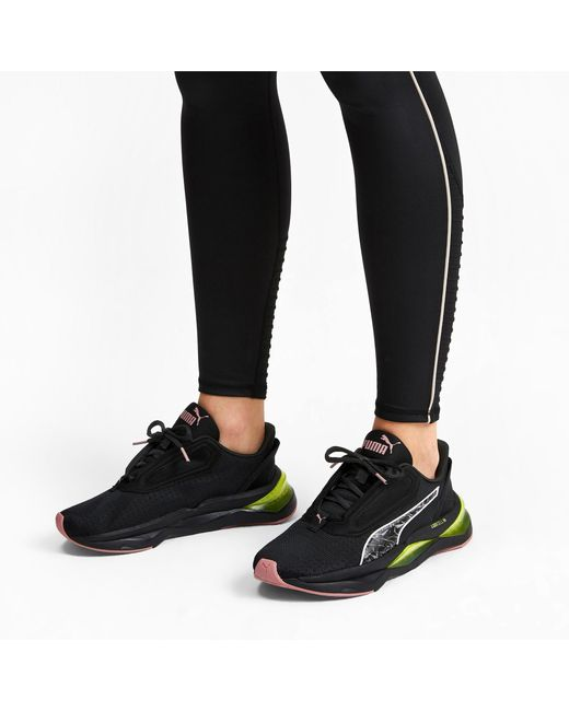 PUMA Black Lqdcell Shatter Xt Fitness/cross Training Shoes