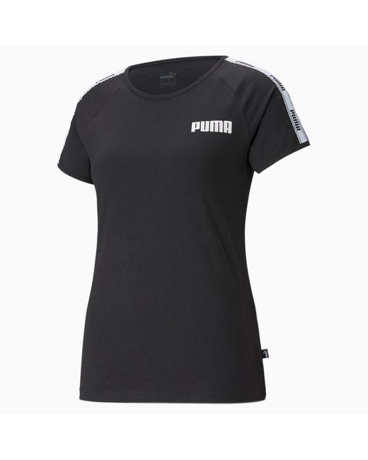 Camiseta PUMA de color Black