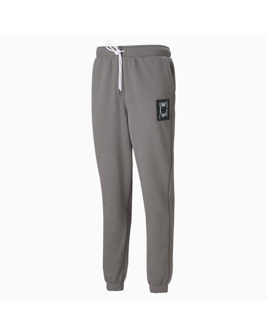 PUMA Pivot Special Sweatpants in het Gray voor heren